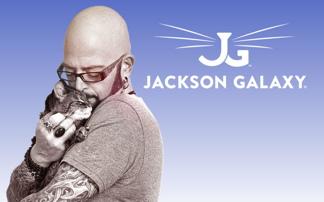 "A ""Frank"" discussion with Cat Expert Jackson Galaxy"